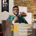 Aniversário de ordenação sacerdotal de Pe. Toninho